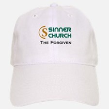 Sinner Church: The Forgiven Baseball Baseball Cap