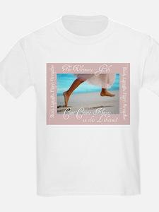Run, Laugh, Play, Breathe T-Shirt