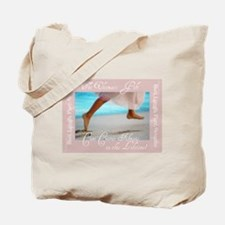Run, Laugh, Play, Breathe Tote Bag