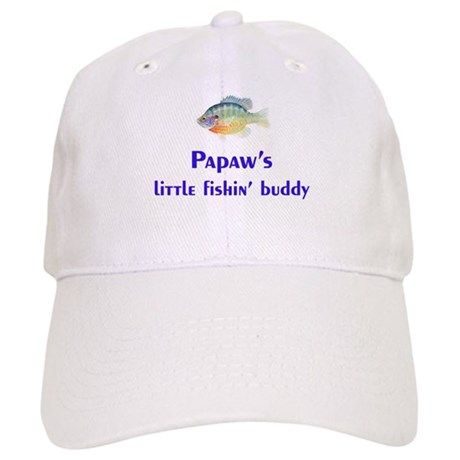 Papaw's Little Fishin' Buddy Cap