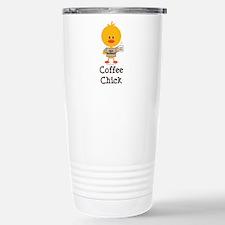 Coffee Chick Travel Mug
