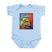 Boerum Hill Heros Infant Creeper