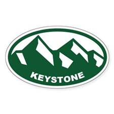 Keystone Colorado Decal