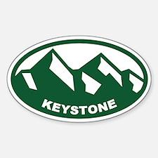 Keystone Colorado Decal