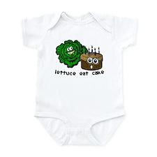 Lettuce Eat Cake - Infant Bodysuit