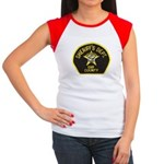 Day County Sheriff Women's Cap Sleeve T-Shirt