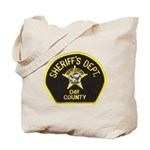 Day County Sheriff Tote Bag