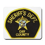Day County Sheriff Mousepad
