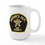 Day County Sheriff Large Mug