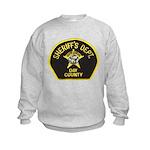 Day County Sheriff Kids Sweatshirt