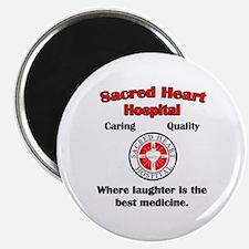 "Sacred Heart 2.25"" Magnet (10 pack)"