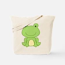 Laguna Frog Tote Bag