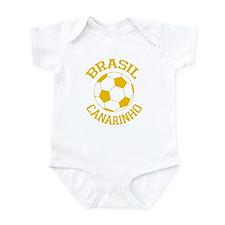 Canarinho Infant Bodysuit