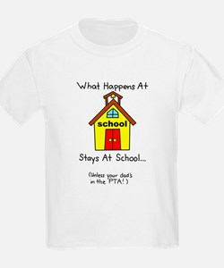 Dad School PTA T-Shirt