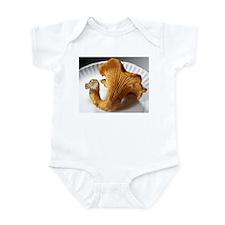 Yellow Chantrelle Infant Bodysuit
