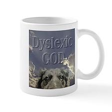 Dyslexic Mug