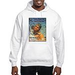We'll Fly Em Pilot (Front) Hooded Sweatshirt