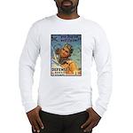 We'll Fly Em Pilot (Front) Long Sleeve T-Shirt