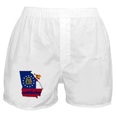 ILY Georgia Boxer Shorts