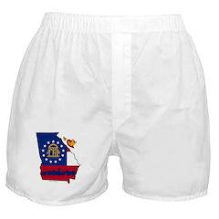 ILY Georgia Boxer Shorts