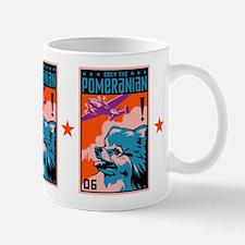 Obey the POMERANIAN! Freedom Mug