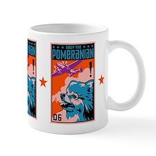 Obey the POMERANIAN! Freedom Small Mug