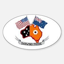 Darwin's Pride Decal