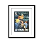 Sky's the Limit Poster Art Framed Panel Print