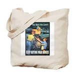 Sky's the Limit Poster Art Tote Bag