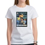Sky's the Limit Poster Art Women's T-Shirt