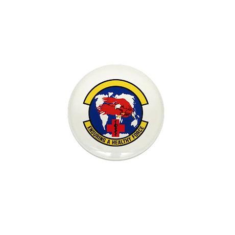 18th Aerospace Medicine Mini Button