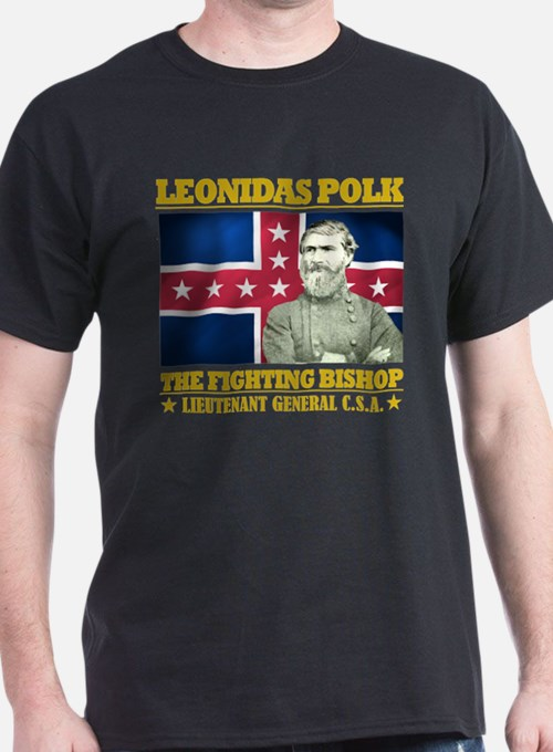 Leonidas Polk -The Fighting B T-Shirt