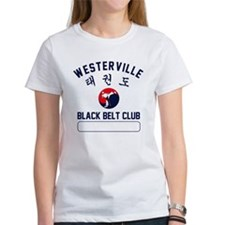 Black Belt Club Tee