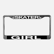 Cute Enjoi License Plate Frame