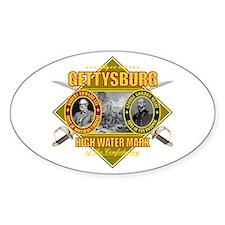 Gettysburg Decal