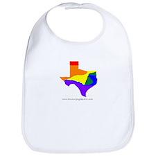 Texas Pride Bib