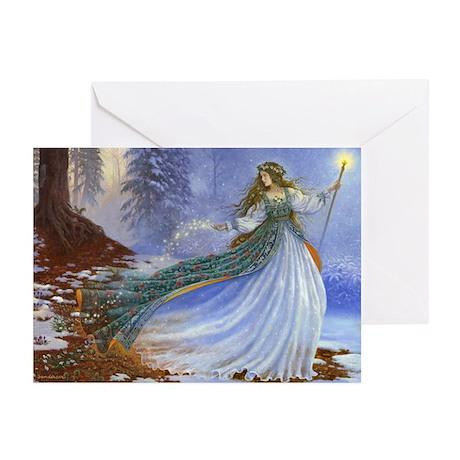 SPIRIT OF THE SEASON Greeting Cards (Pk Of 10)