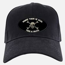 Where There Be Seas Baseball Hat