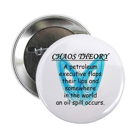 """Chaos Theory - Oil Spill 2.25"""" Button (100 pack)"""