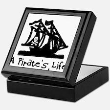 Pirates! Keepsake Box
