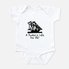 Pirates! Infant Bodysuit