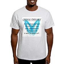 Chaos Theory - War T-Shirt