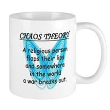 Chaos Theory - War Small Mug