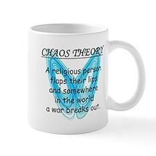 Chaos Theory - War Small Small Mug