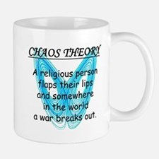 Chaos Theory - War Small Small Mug