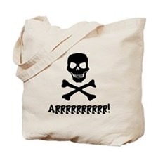 Pirates! Tote Bag