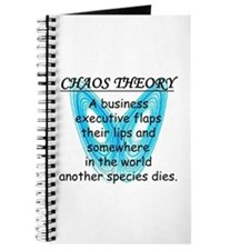 Chaos Theory - Species Loss Journal