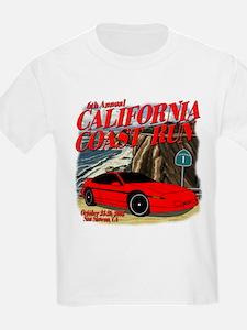 6th Annual California Coast R T-Shirt