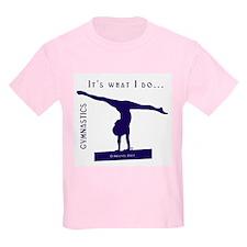 Kids Gymnastics T-Shirt - Do