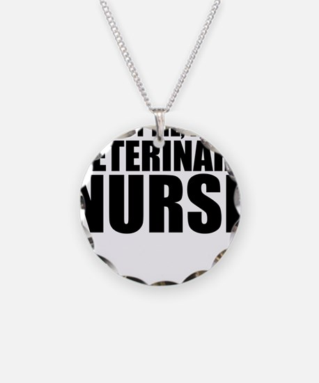 Trust Me, I'm A Veterinary Nurse Necklace